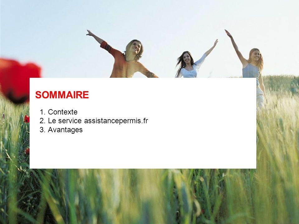 assistancepermis.fr - Juin 2008 2 SOMMAIRE 1. Contexte 2.