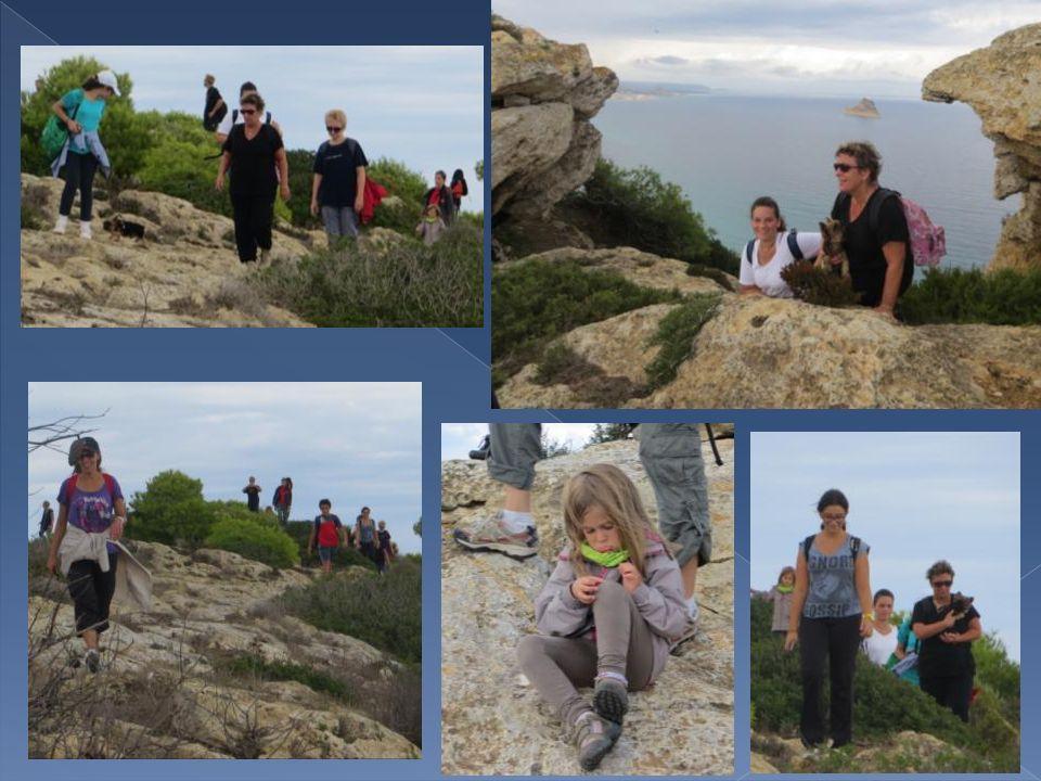 2 Décembre : Lac dAin Tebournouk 20 Janvier : Takrouna 10 Mars : Les cascades de Khanguet 7 Avril : Sidi Médiane près de Zaghouan 26 Mai : Djebba Thibar Photos prises par Jeanne Maigre et Mme Kherouf