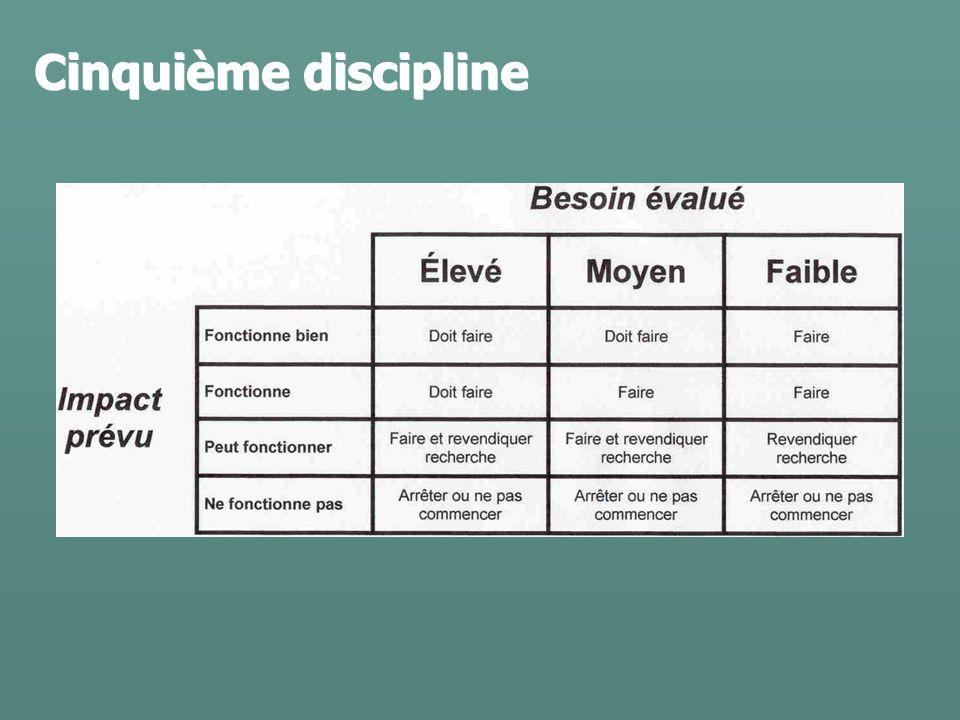 Cinquième discipline