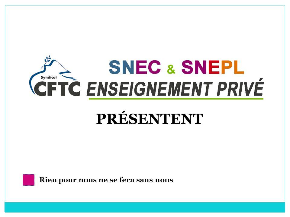 Christelle demande conseil à la CFTC enseignement privé Lenseignement privé laïque ne représente que 5% des établissements privés sous contrat.