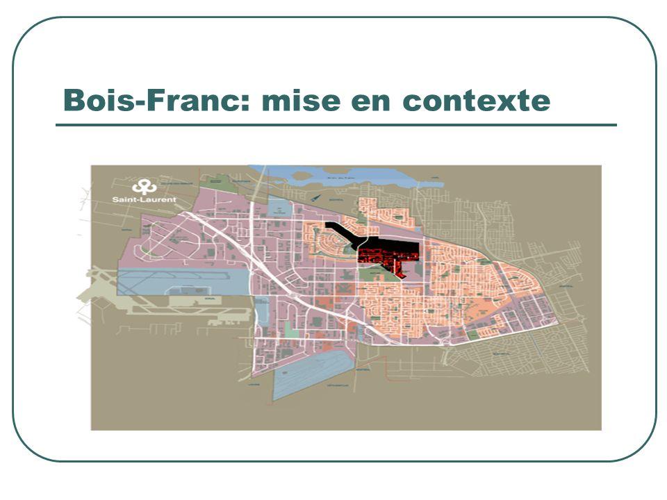 Bois-Franc: mise en contexte