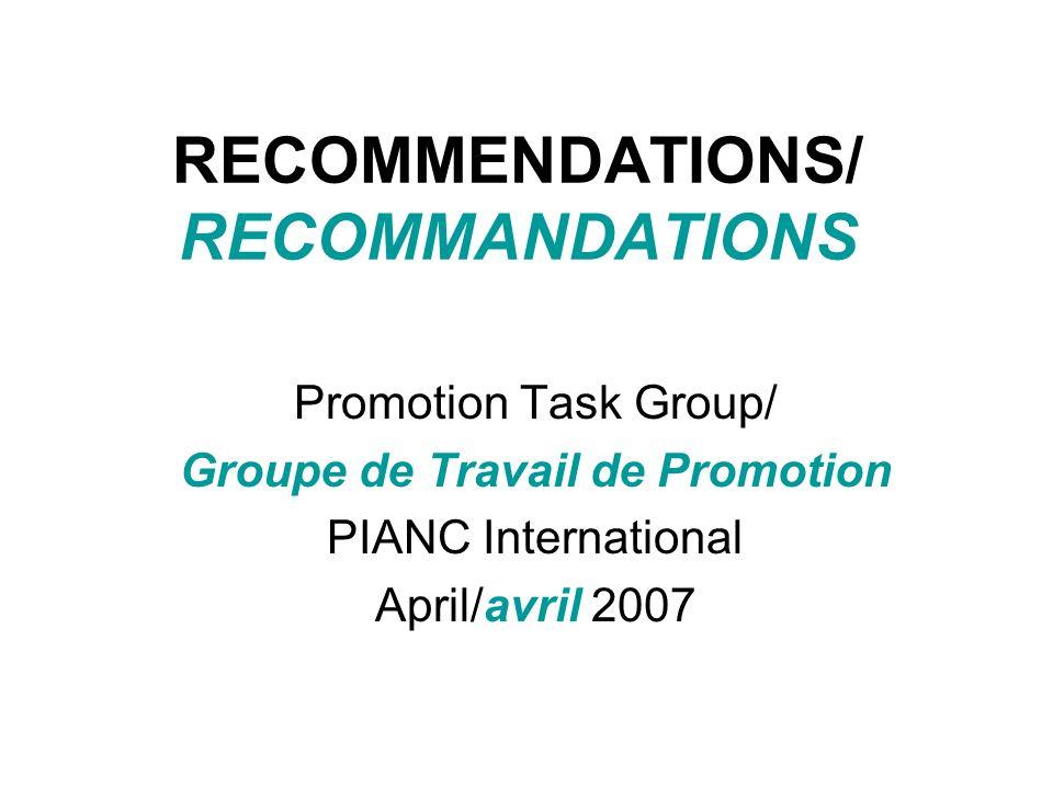 Steps By October Council/Démarches pour le conseil doctobre May 15 th /le 15 mai: –1.