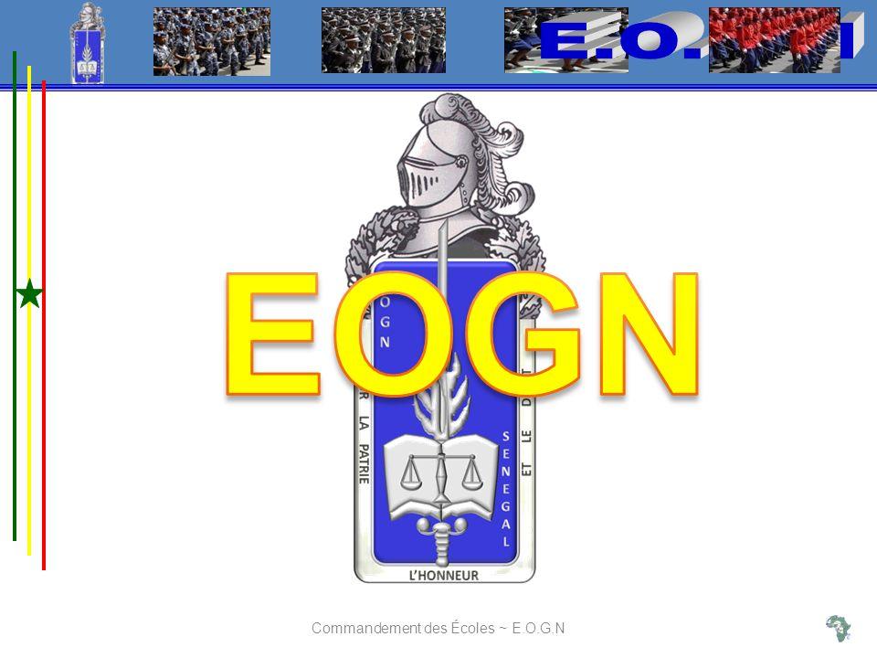 Commandement des Écoles ~ E.O.G.N