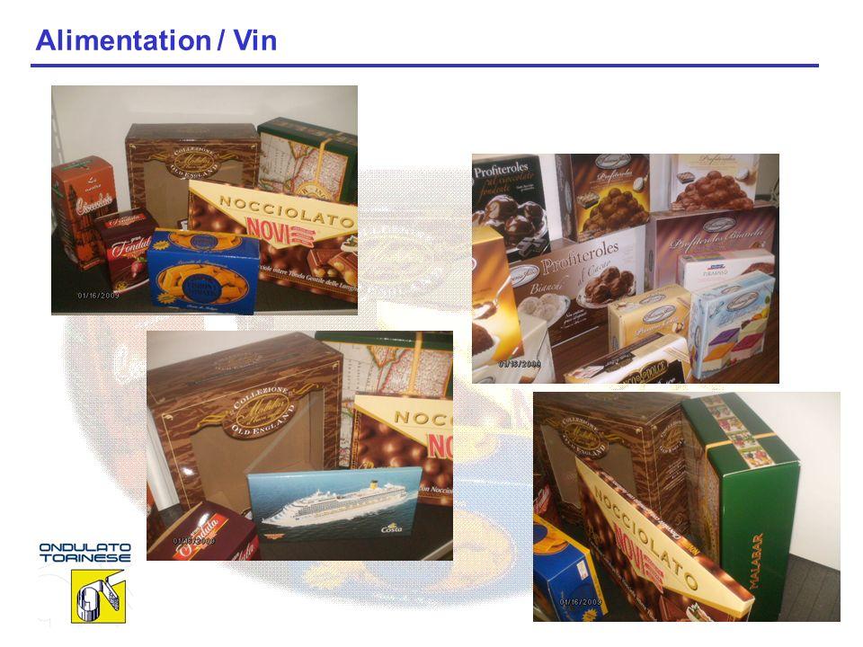 Alimentation / Vin