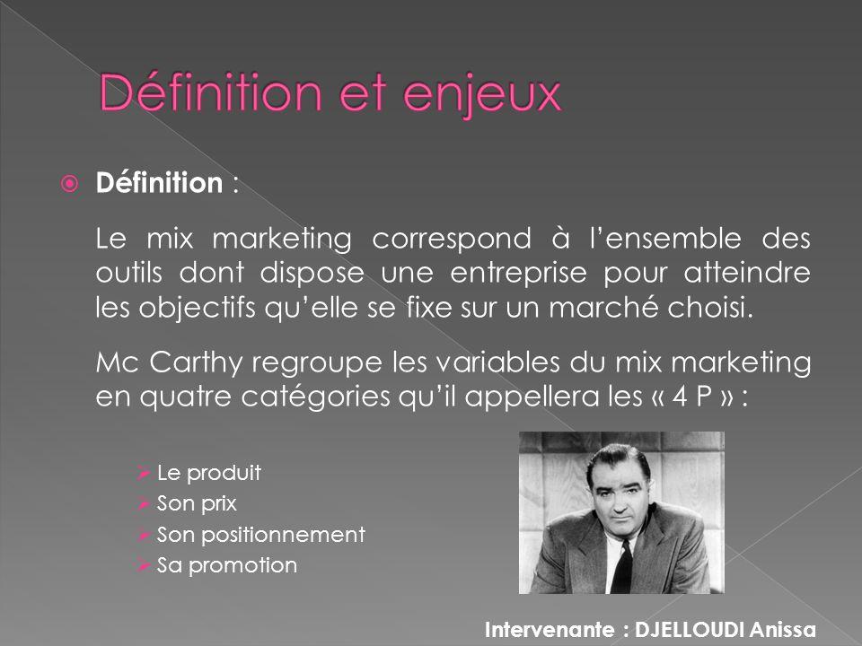 2. Le Marketing Direct Intervenante : DJELLOUDI Anissa