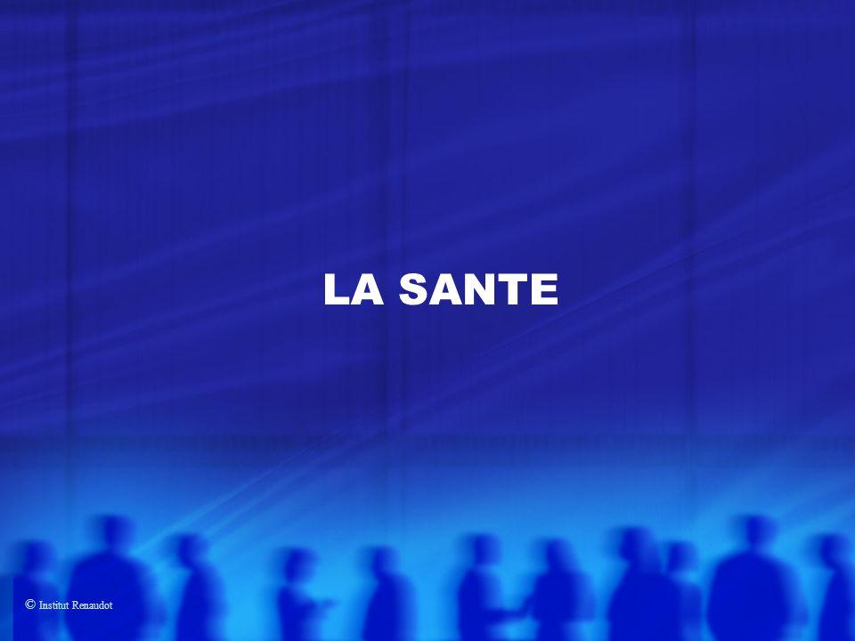 © Institut Renaudot LA SANTE