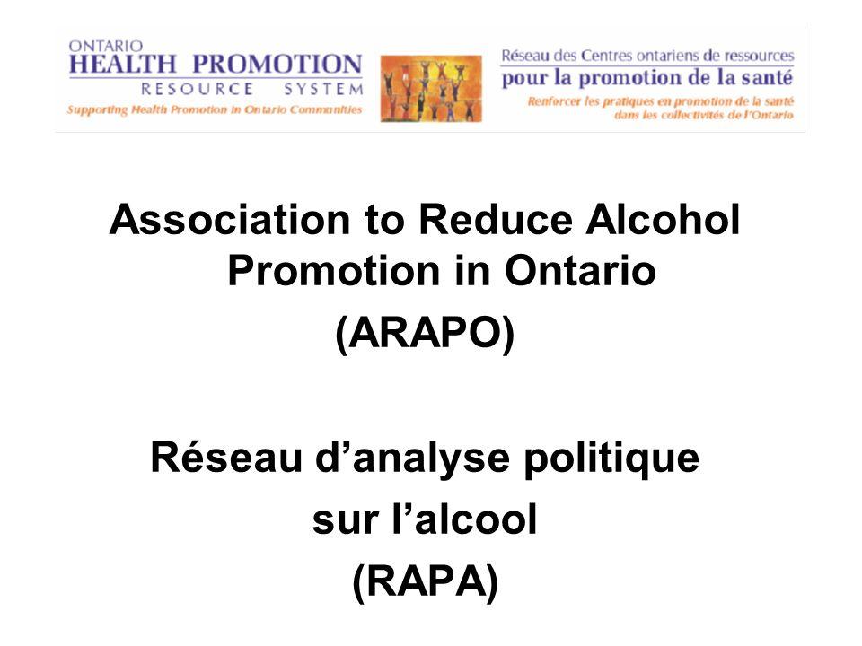 Ontario Drug Awareness Partnership (ODAP) Sensibilisation aux drogues partenariat de lOntario