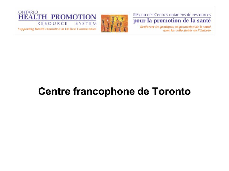 Centre francophone de Toronto