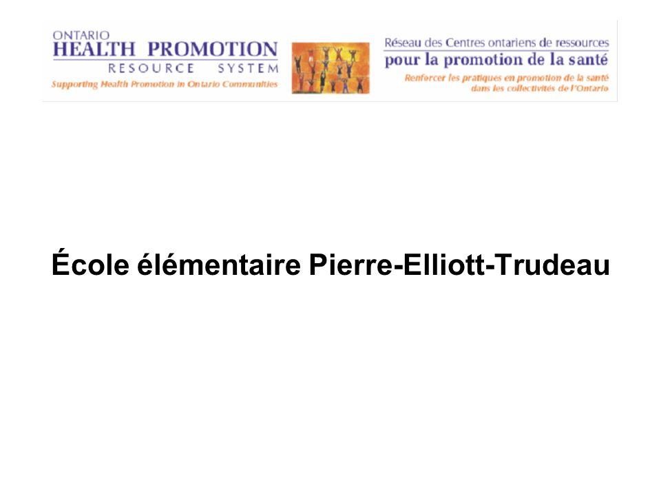 École élémentaire Pierre-Elliott-Trudeau