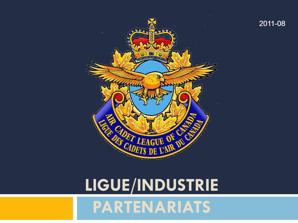 LIGUE/INDUSTRIE PARTENARIATS 2011-08