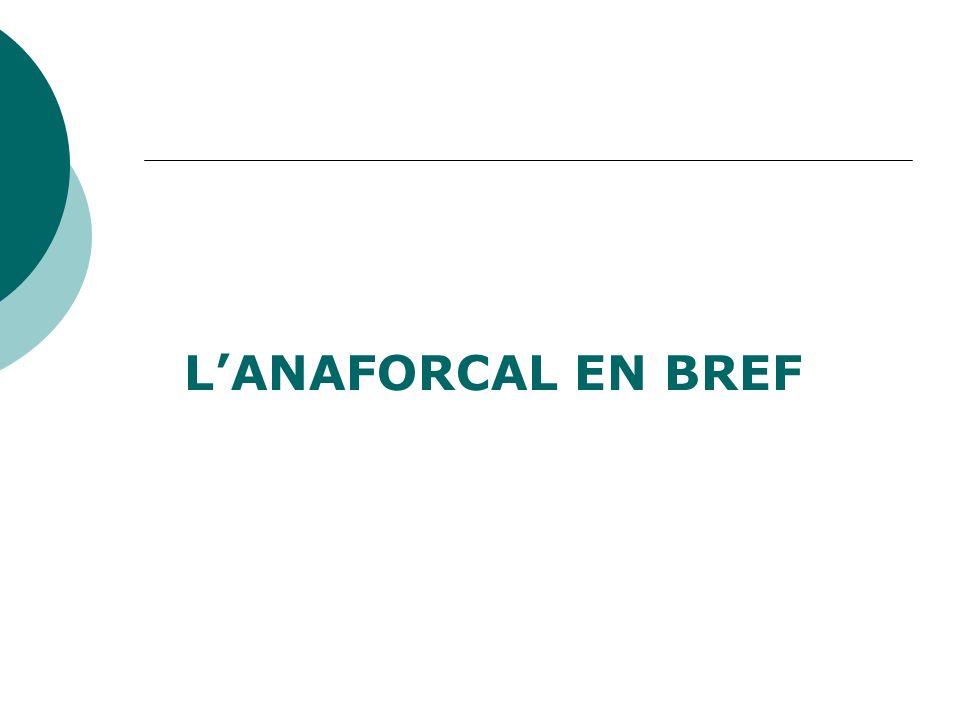 LANAFORCAL.Association Nationale de Formation Médicale Continue en Allergologie.
