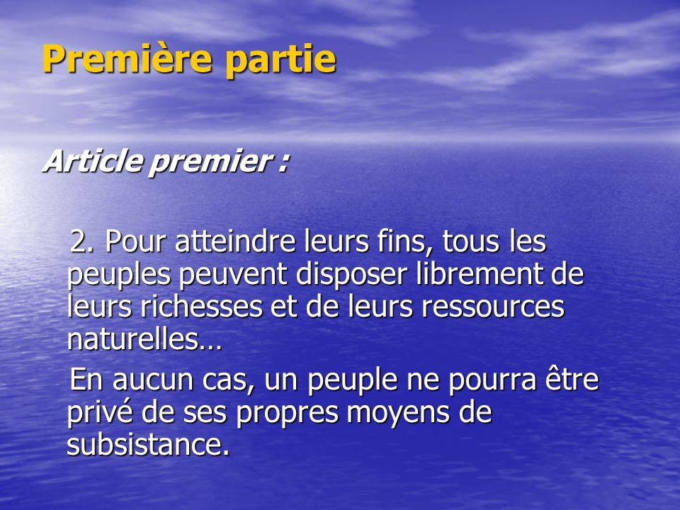 Des éléments clés de lArticle 2(1) à souligner: Des éléments clés de lArticle 2(1) à souligner: « s engage à agir…au maximum de ses ressources disponibles, y compris en particulier l adoption de mesures législatives.