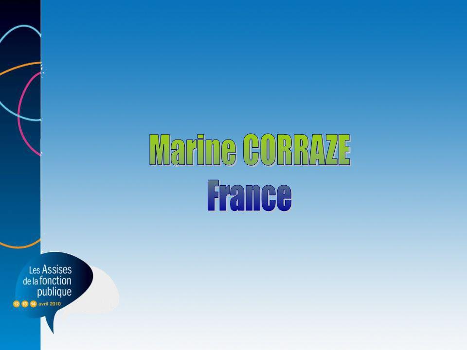 Marine Dorne-Corraze 04/20102 facteurs et enjeux de la réforme de la fonction publique.