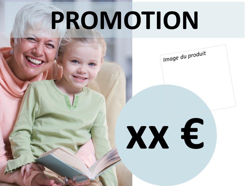 PROMOTION xx Image du produit