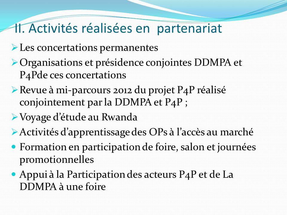 III.Analyse critique du Partenariat III.1.