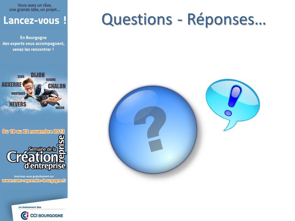 Questions - Réponses…