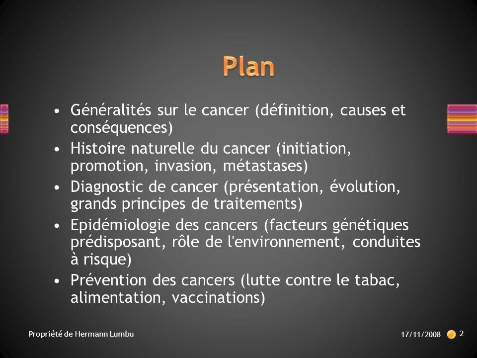 différencier lois mendéliennes.Pour différencier un cancer héréditaire d un cancer spontané ou sporadique, il faut pouvoir établir cette transmissibilité selon les lois mendéliennes.