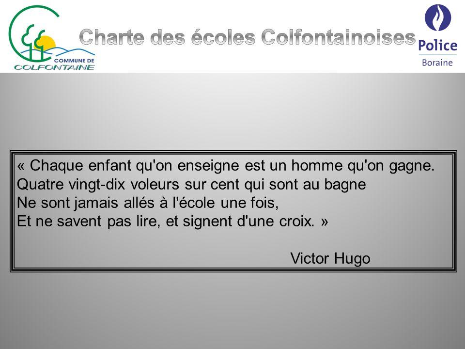 Présentation de la charte Par Francis COLLETTE Echevin de lEnseignement