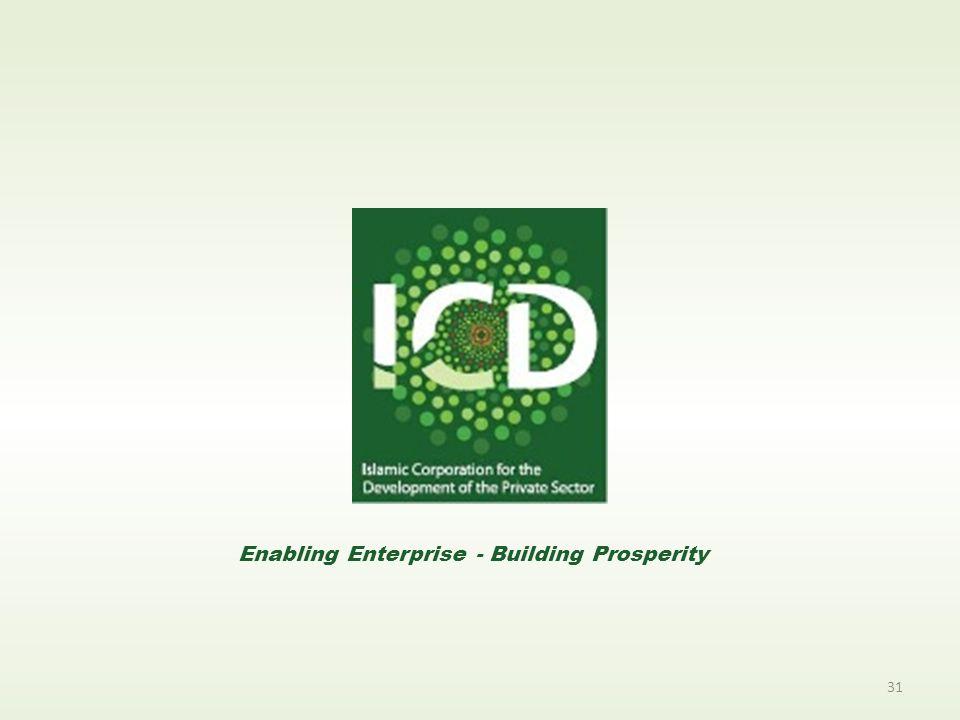 31 Enabling Enterprise - Building Prosperity