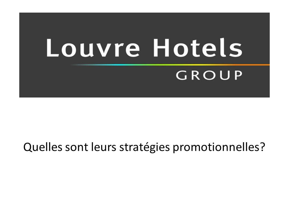 Le groupe Propriété de Starwood Capital Géré par la compagnie du Louvre Dispose de sept groupes hôteliers – Première Classe – Campanile – Kyriad & Kyriad Prestige – Tulip Inn & Golden Tulip & Royal Tulip
