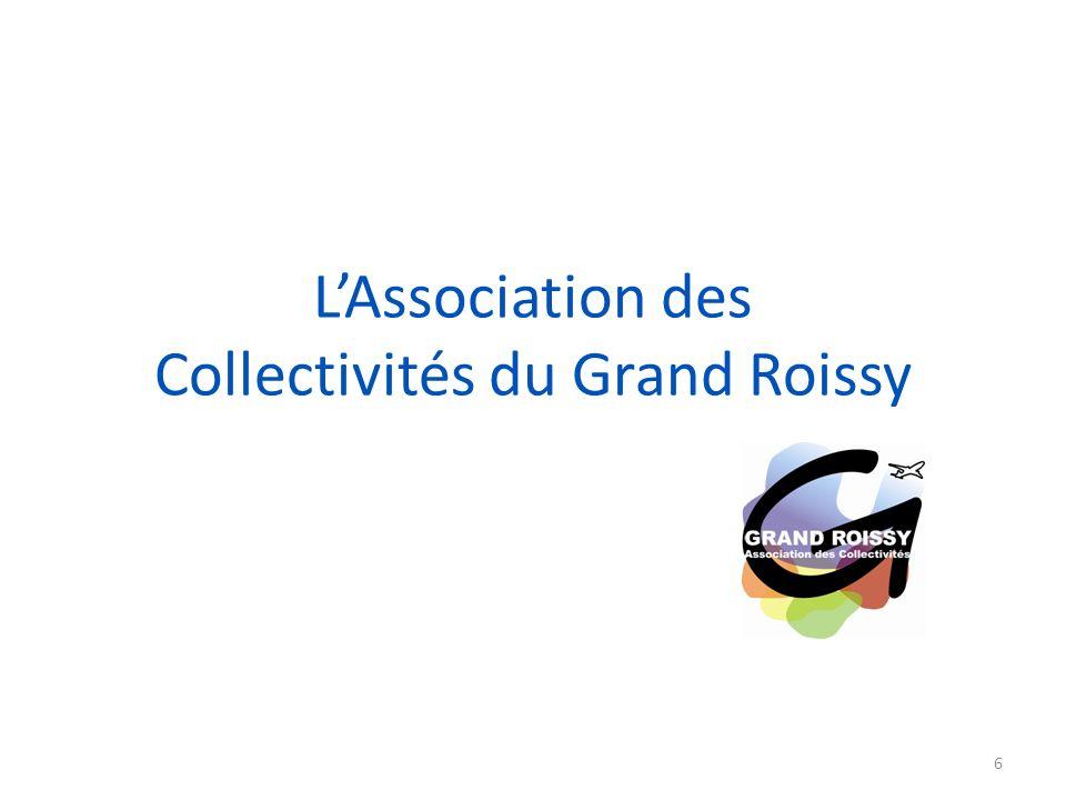 LAssociation des Collectivités du Grand Roissy 6