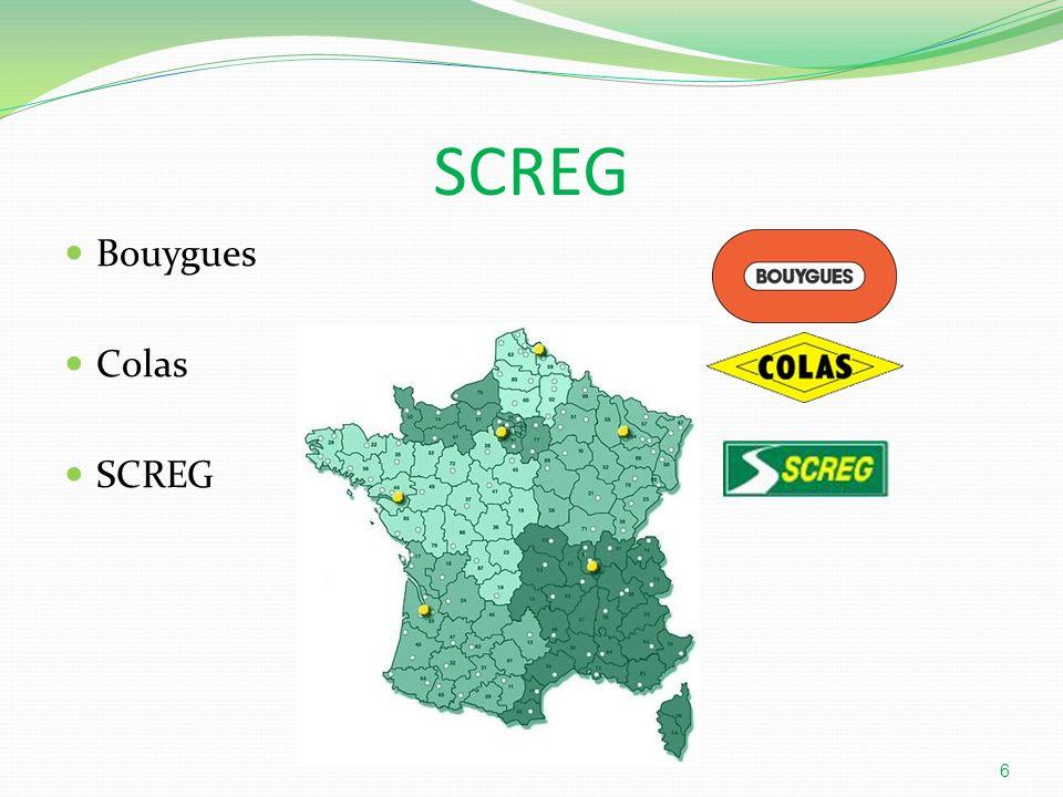SCREG Bouygues Colas SCREG 6