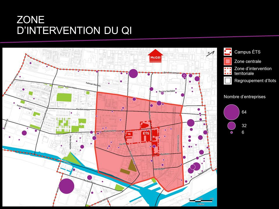 ZONE DINTERVENTION DU QI