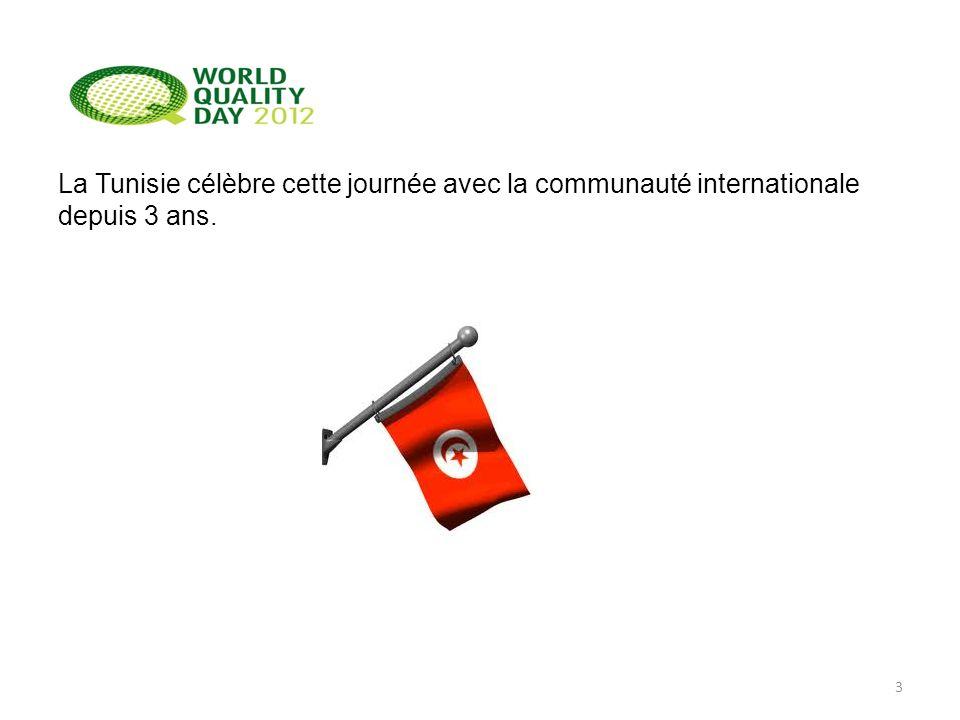 La Tunisie célèbre cette journée avec la communauté internationale depuis 3 ans. 3