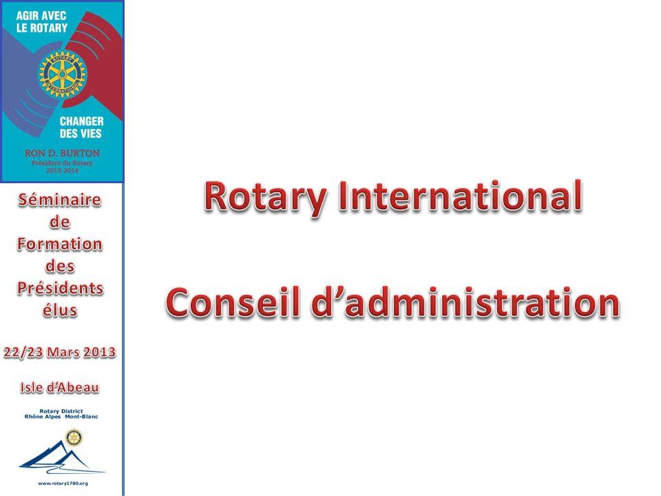 Accentuation de lutilisation des nouveaux moyens de communication (2) A améliorer Blog à destination de tous les membres (choix du Rotarien) Cohérence blog/site du District (différents acteurs à coordonner)
