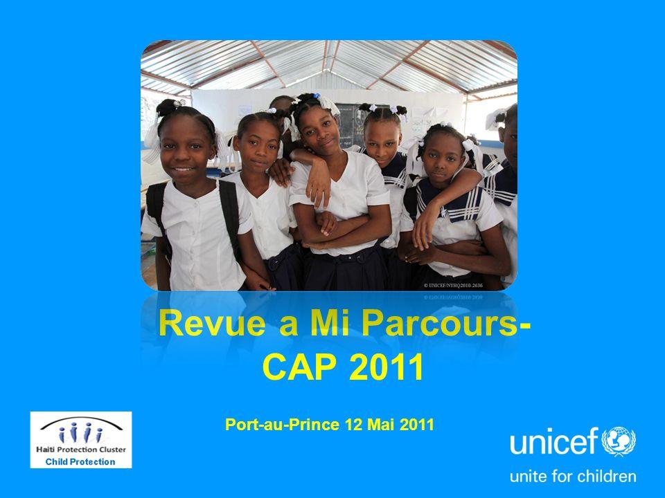 Revue a Mi Parcours- CAP 2011 Port-au-Prince 12 Mai 2011