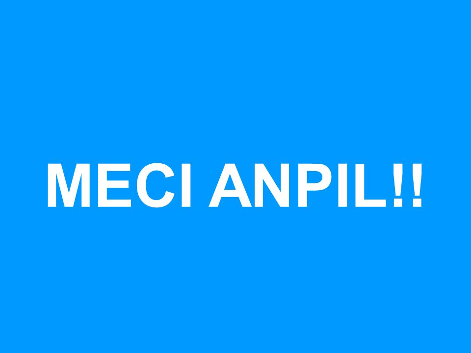 MECI ANPIL!!