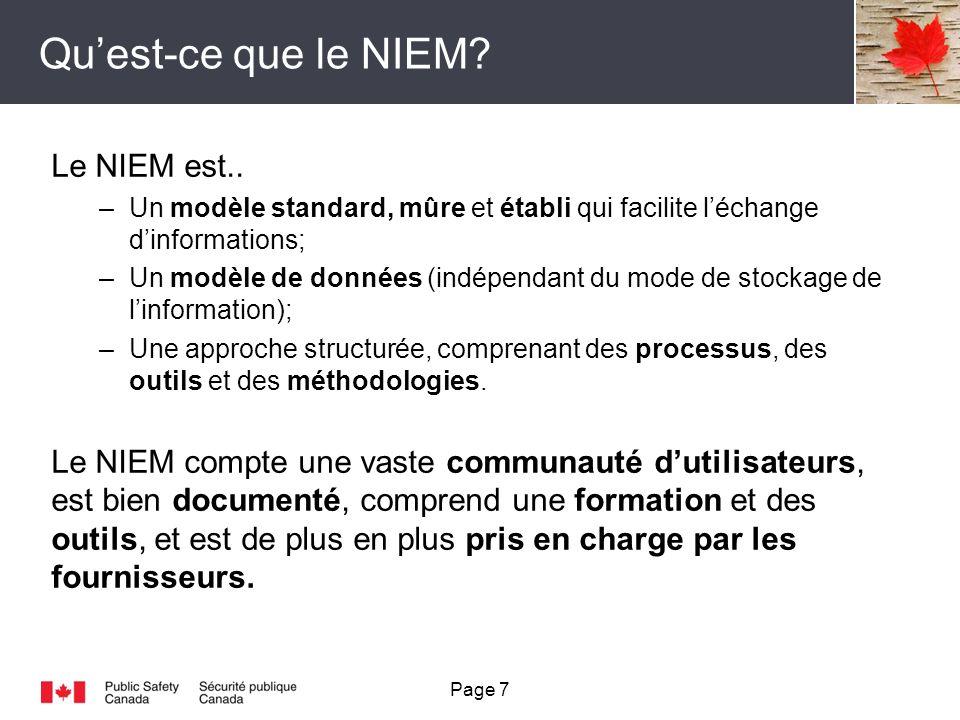 Les éléments dun IEPD Les IEPDs comprennent des composants requis et aussi recommandés.