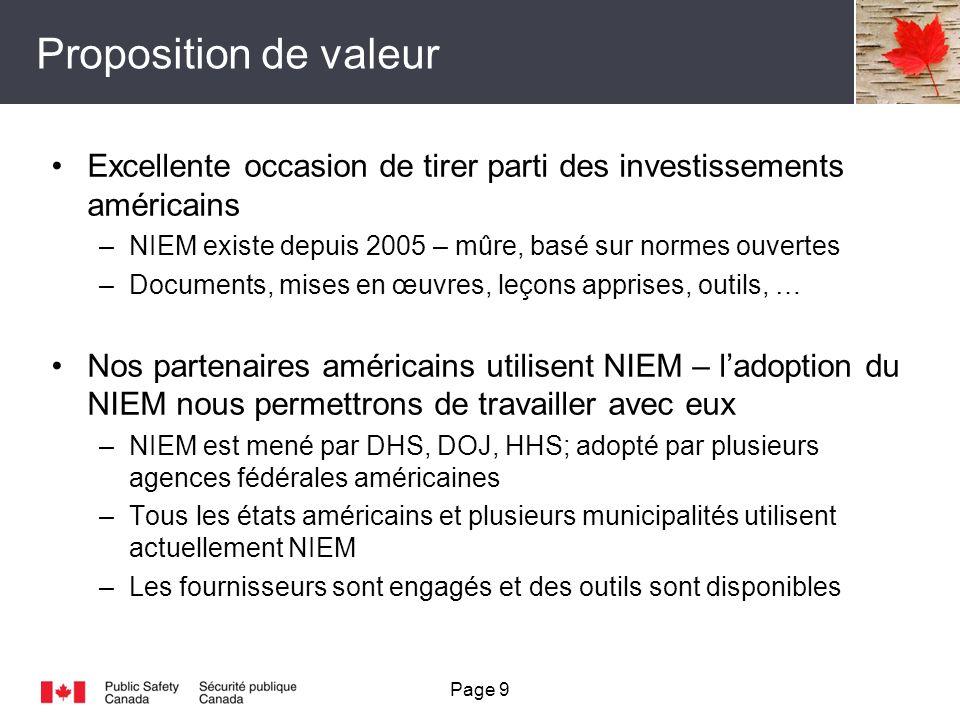 Éléments communs du NIEM - La chaîne dhéritage la plus longue (jusquà 4 niveaux) Il existe quelque 20 classes darticles (Item) dans le NIEM.