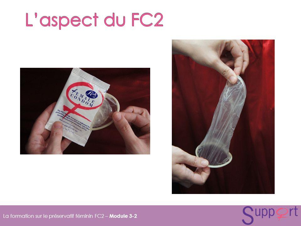 La formation sur le préservatif féminin FC2 – Module 3-2
