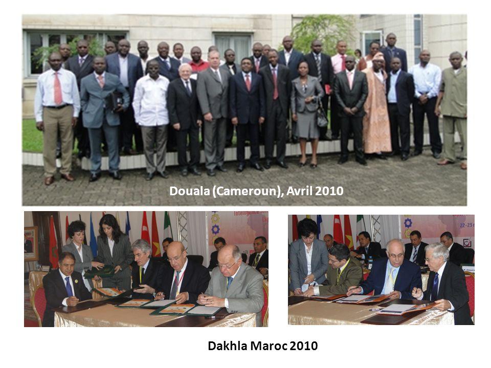 Douala (Cameroun), Avril 2010 Dakhla Maroc 2010