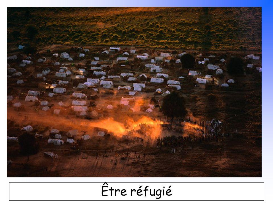 B. Pajot - mars 2007 Être réfugié
