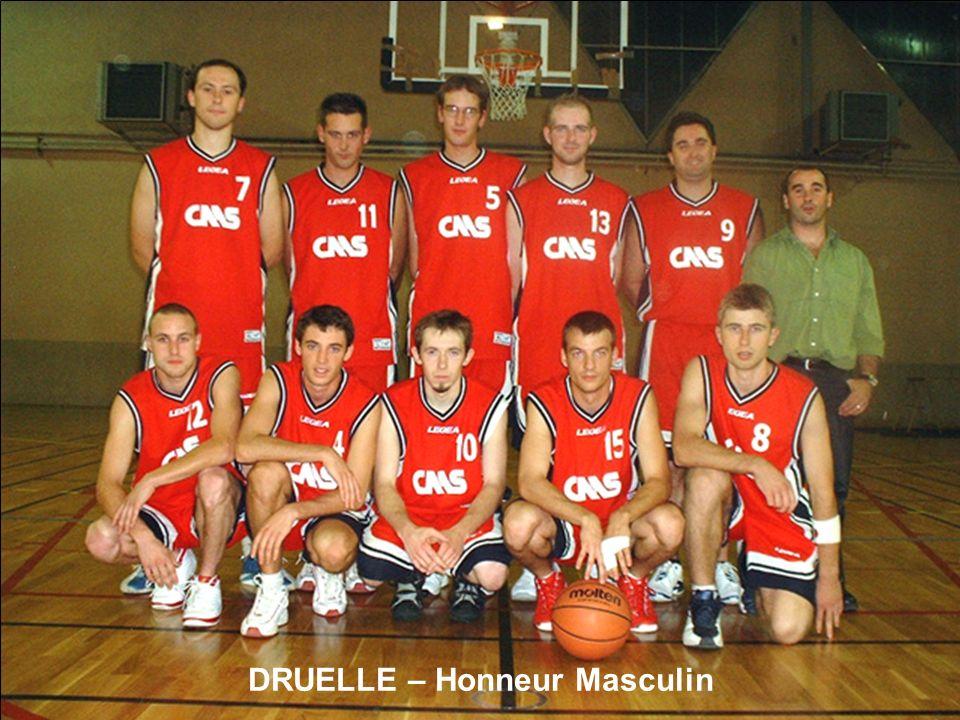DRUELLE – Honneur Masculin