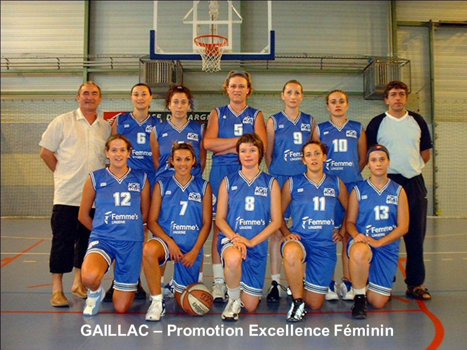 GAILLAC – Promotion Excellence Féminin