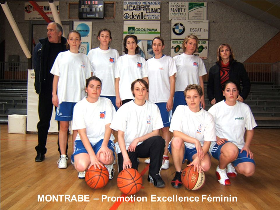 MONTRABE – Promotion Excellence Féminin