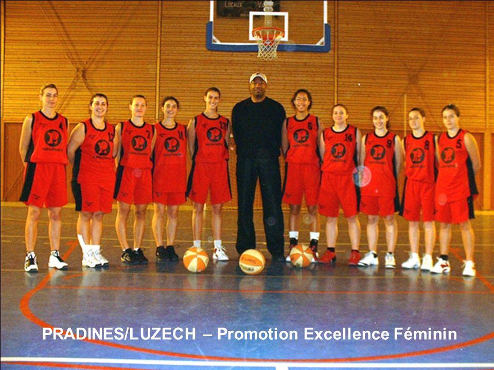 PRADINES/LUZECH – Promotion Excellence Féminin