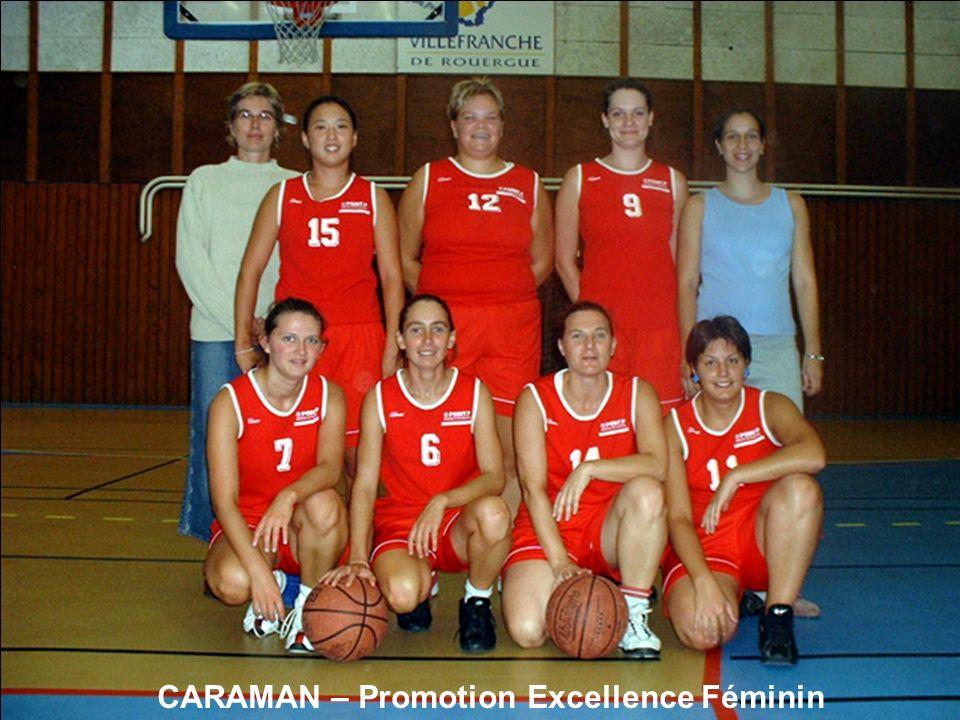 MONTECH/MONTAUBAN 1 – Promotion Excellence Féminin