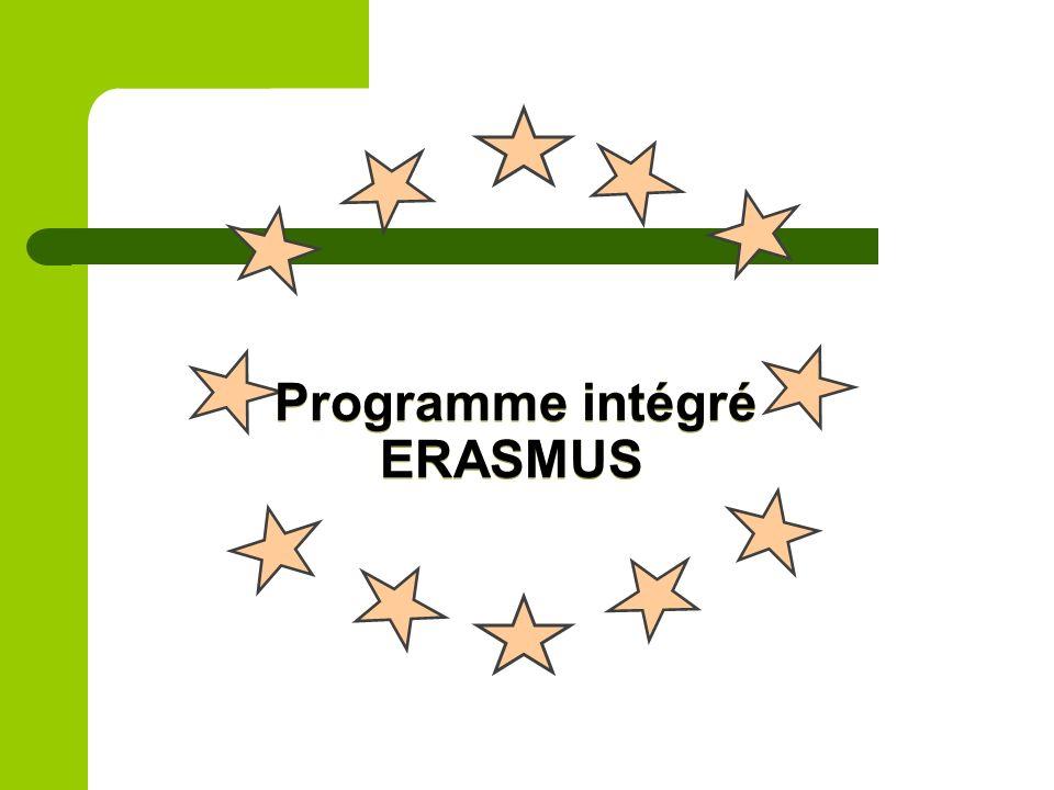 Programme intégré ERASMUS SIEGE Université des Antilles et de la Guyane Bureau des Relations Internationales Vice-Président chargé de mission aux Relations Internationales: M.