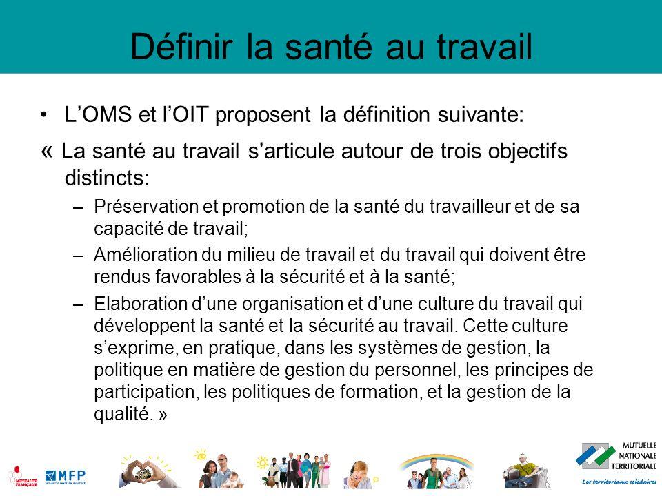 Le cadre légal daction dans la FPT en 2011 Directive européenne n°89/361/ CEE 12 juin 1989 (mod).