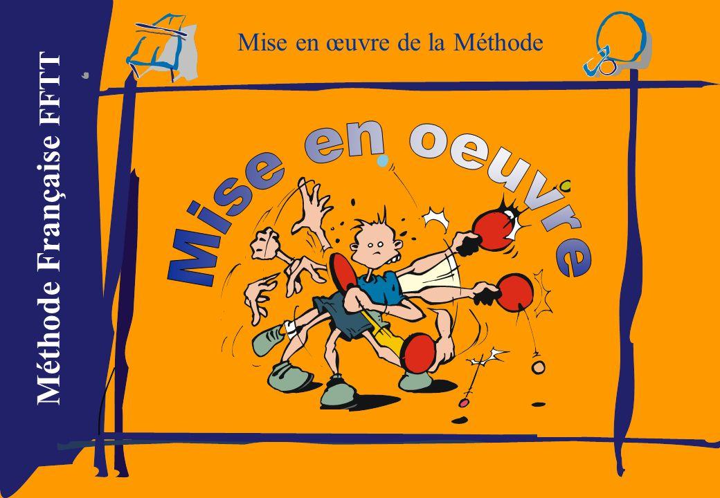 Méthode Française FFTT Mise en œuvre de la Méthode