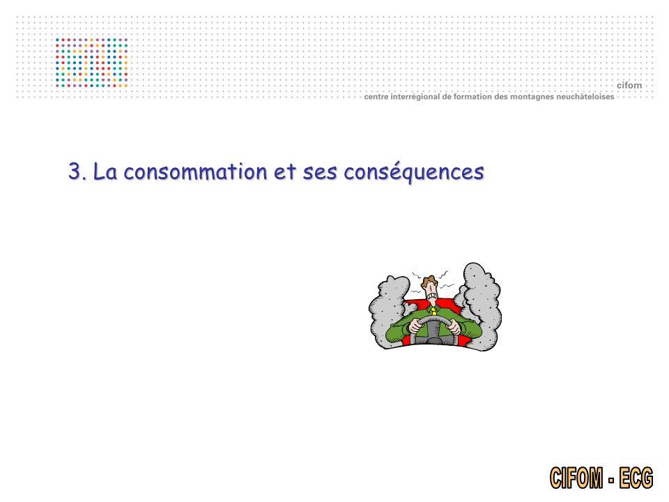 3. La consommation et ses conséquences