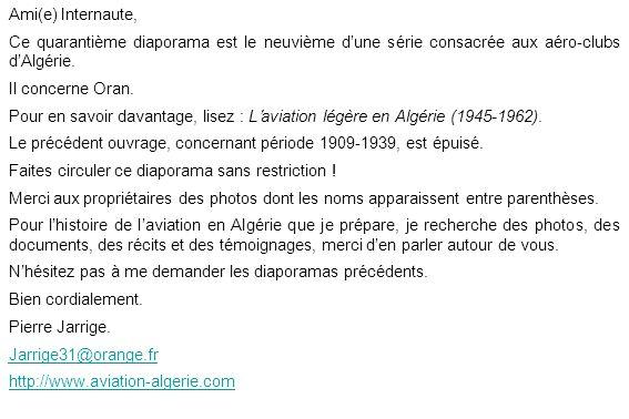 La facture de Caudron pour le Phalène F-AMKC Ville dOran II de lAéro-club.