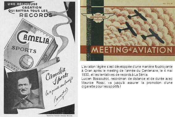 Le docteur oranais Henri Deloupy, vélivole réputé, posé à Relizane en 1957 (Henri Deloupy)