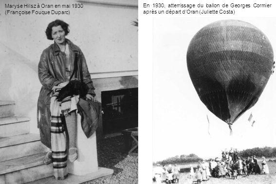 En 1930 à La Sénia, les élèves de la Compagnie aérienne française devant un Morane-Saulnier 191.
