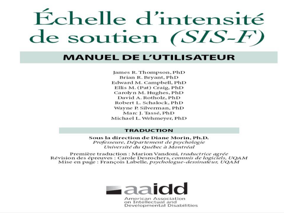 V.Contexte IV. Santé, étiologie III. Participation, interactions, rôles sociaux II.