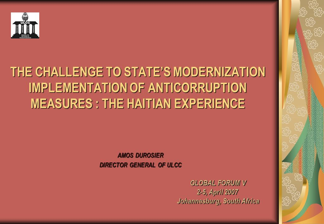Introduction 1.Mise en contexte 2. Les grands défis 3.